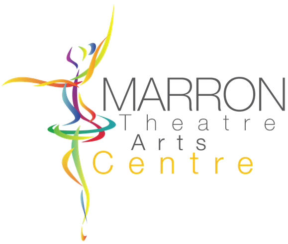 Marron Theatre Arts Centre logo